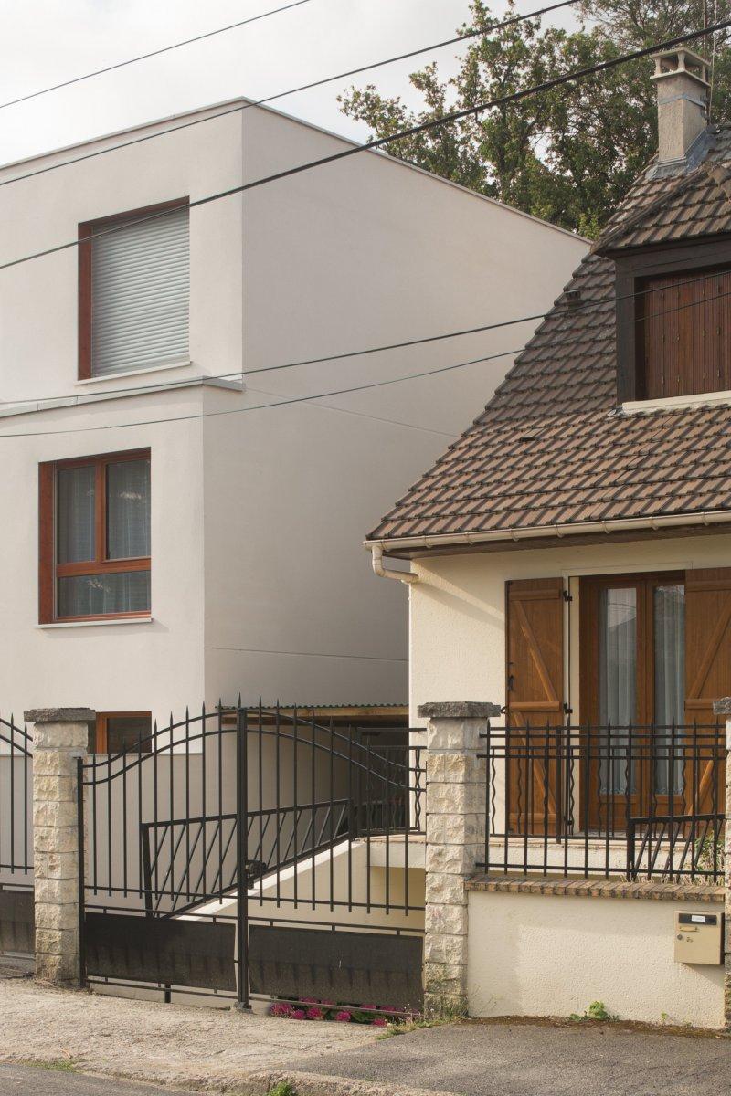 12 logements - Majma